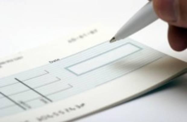 carnet de cheque