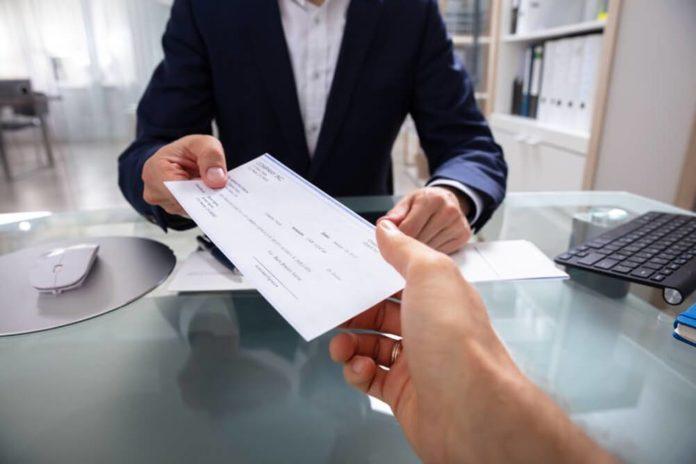 Comment encaisser un chèque sans compte
