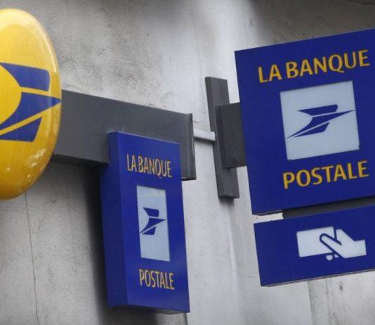 chèque de banque à la Banque Postale