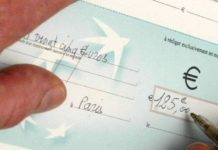 cheque sans provision