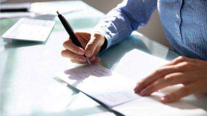vérifier la validité d'un chèque de banque
